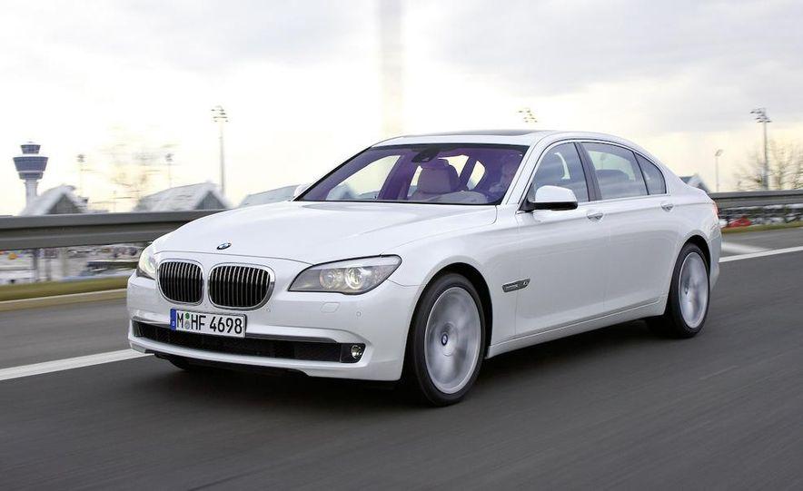 2010 BMW 760Li - Slide 7