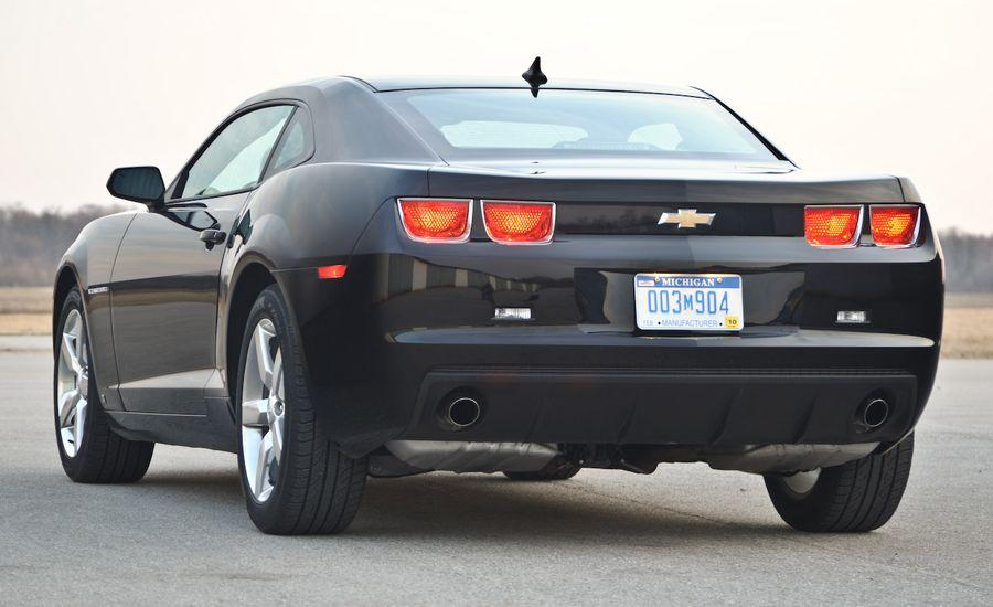 2010 Chevrolet Camaro V6