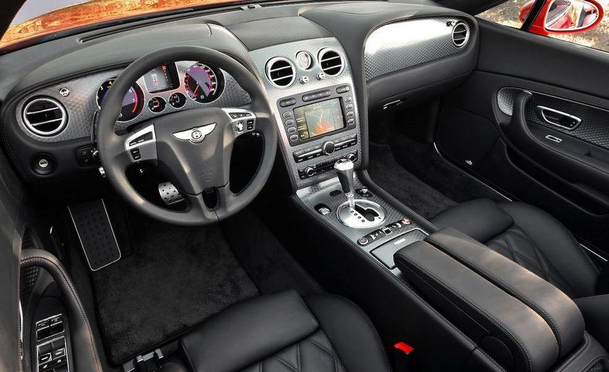 2010 Bentley Continental GTC Speed - Slide 23