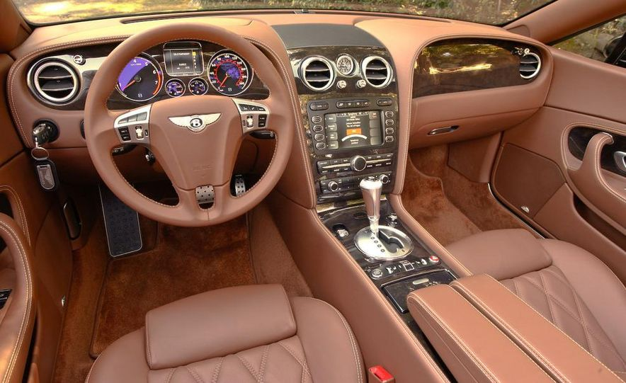 2010 Bentley Continental GTC Speed - Slide 28