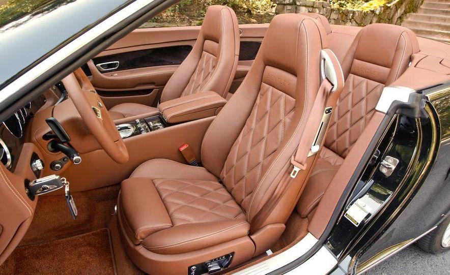 2010 Bentley Continental GTC Speed - Slide 29