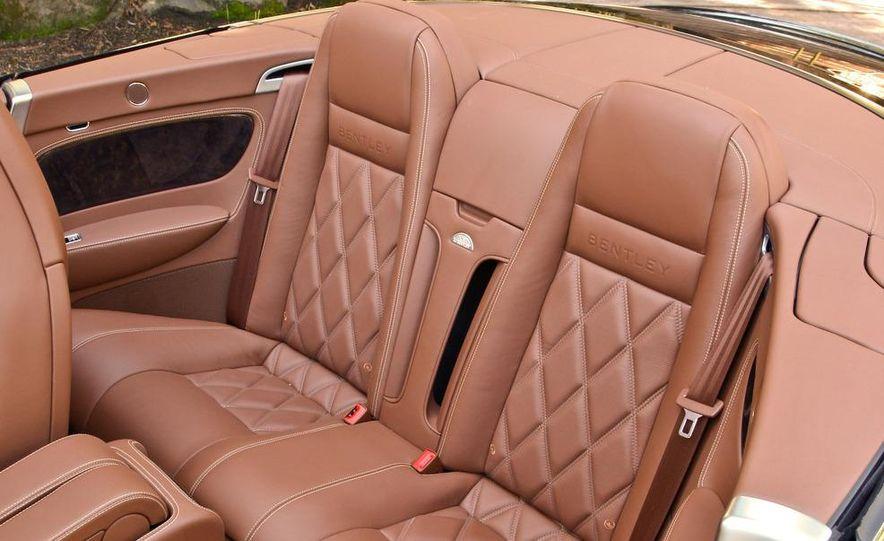 2010 Bentley Continental GTC Speed - Slide 30