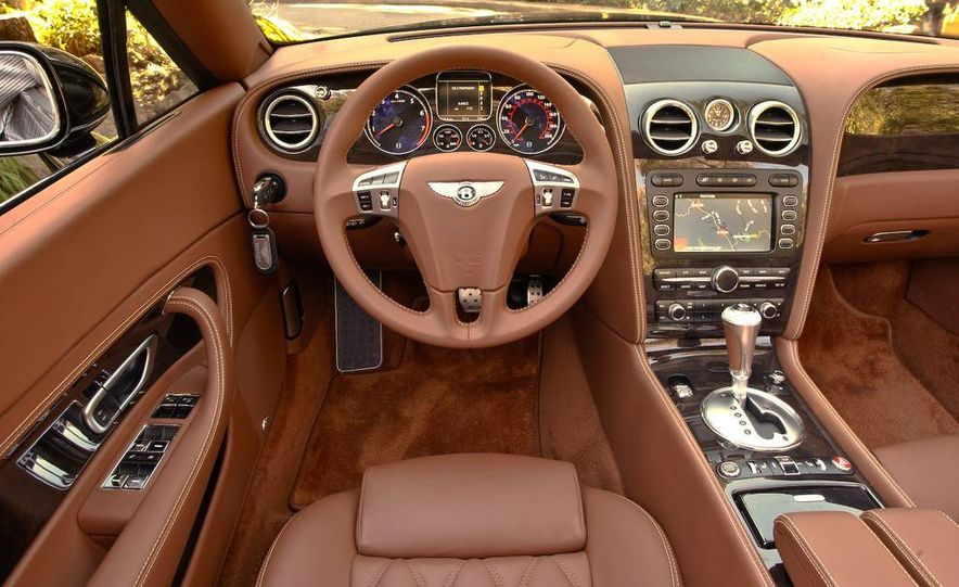 2010 Bentley Continental GTC Speed - Slide 31