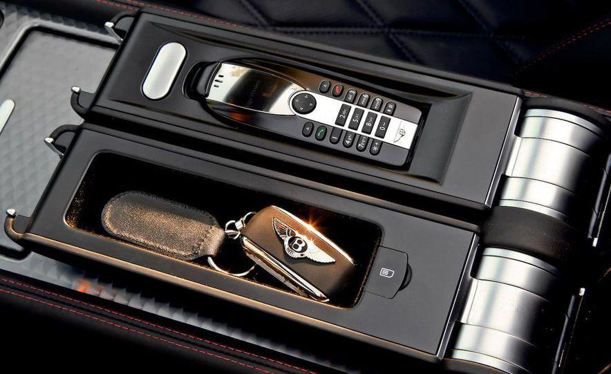 2010 Bentley Continental GTC Speed - Slide 26
