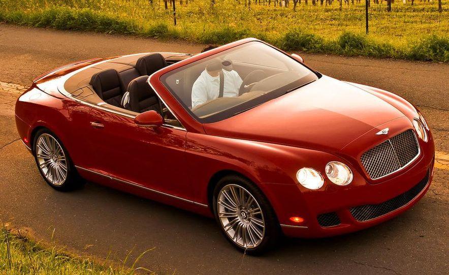 2010 Bentley Continental GTC Speed - Slide 2