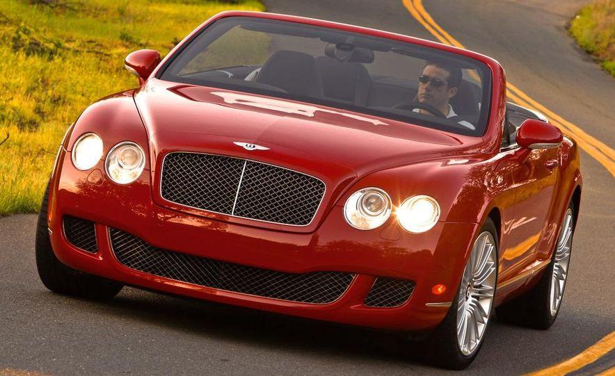 2010 Bentley Continental GTC Speed - Slide 3