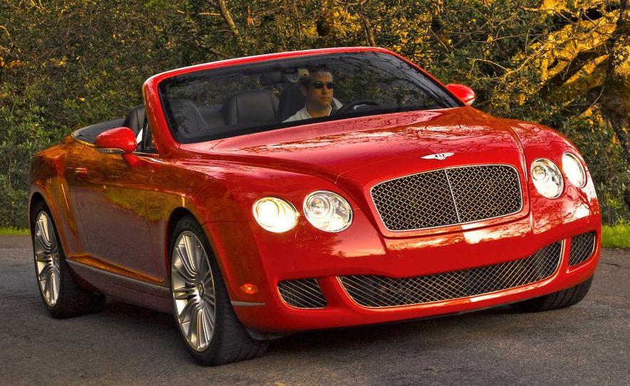 2010 Bentley Continental GTC Speed - Slide 4
