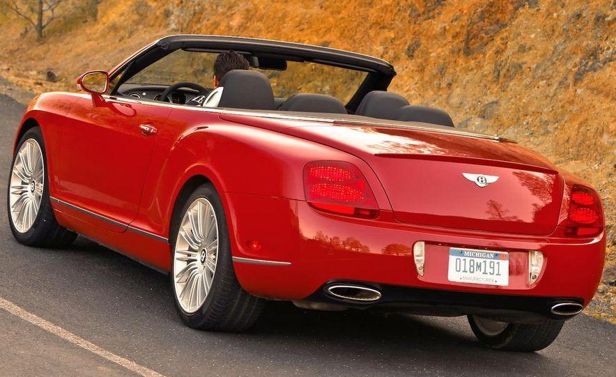 2010 Bentley Continental GTC Speed - Slide 5