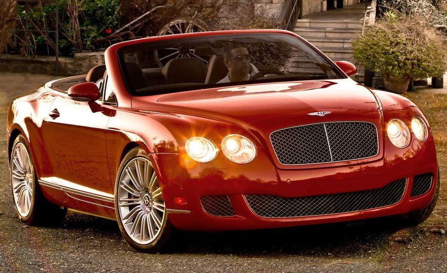 2010 Bentley Continental GTC Speed - Slide 7
