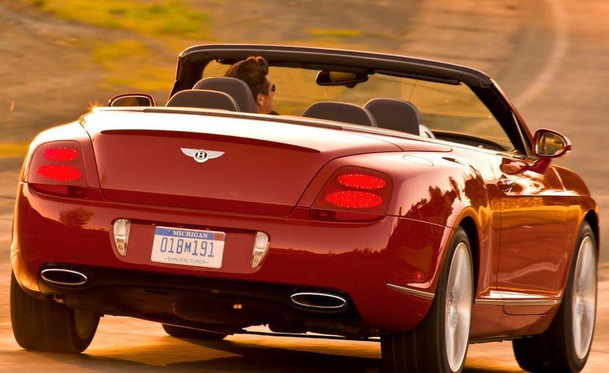 2010 Bentley Continental GTC Speed - Slide 8