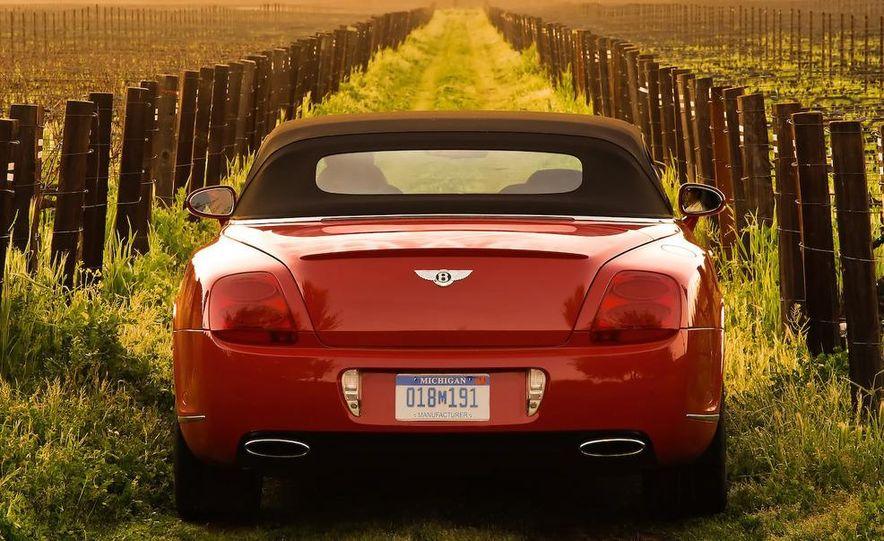 2010 Bentley Continental GTC Speed - Slide 9