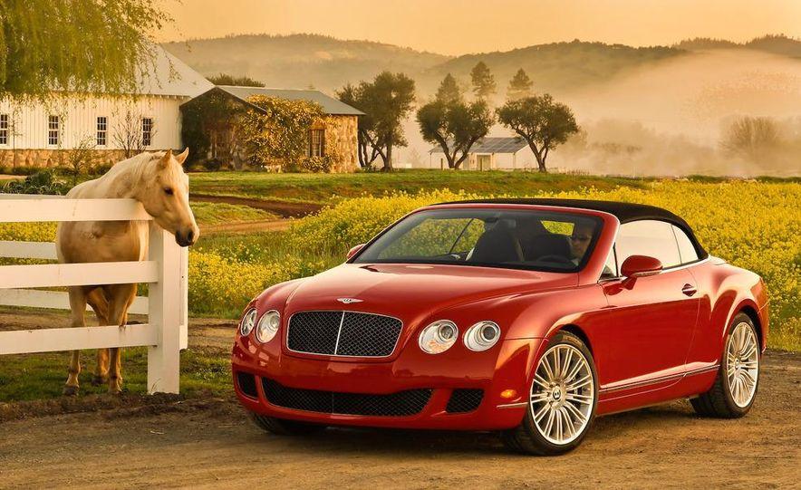 2010 Bentley Continental GTC Speed - Slide 11