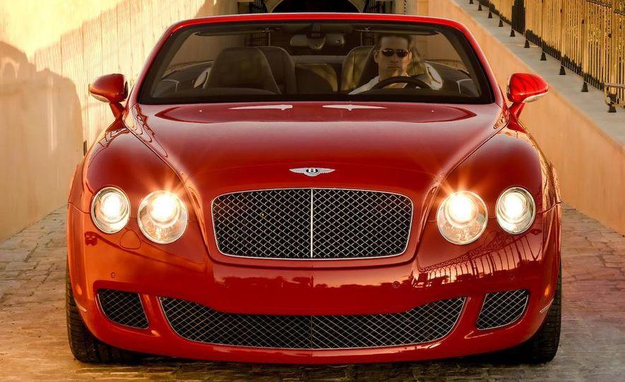 2010 Bentley Continental GTC Speed - Slide 12