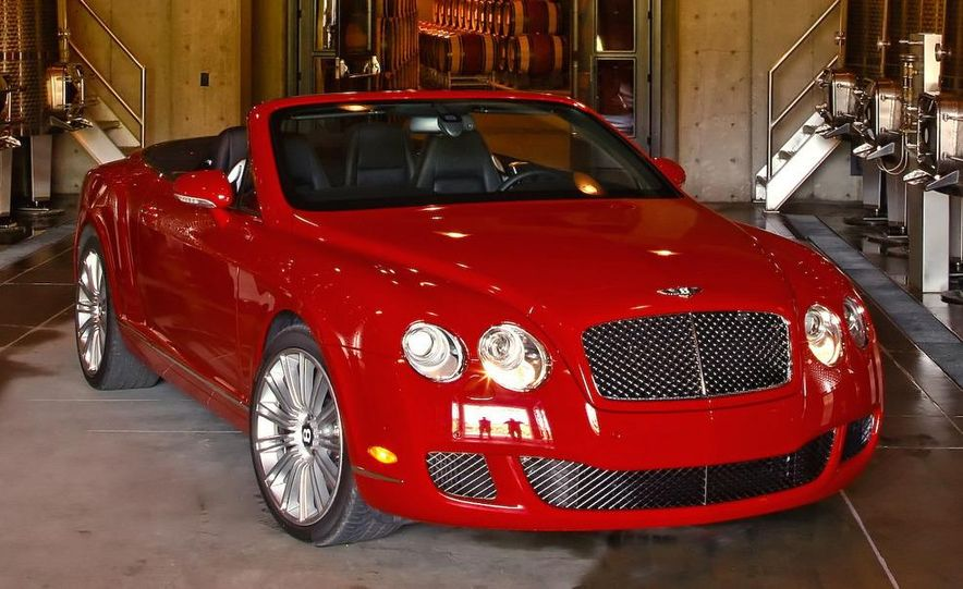 2010 Bentley Continental GTC Speed - Slide 13