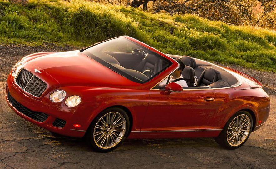 2010 Bentley Continental GTC Speed - Slide 14