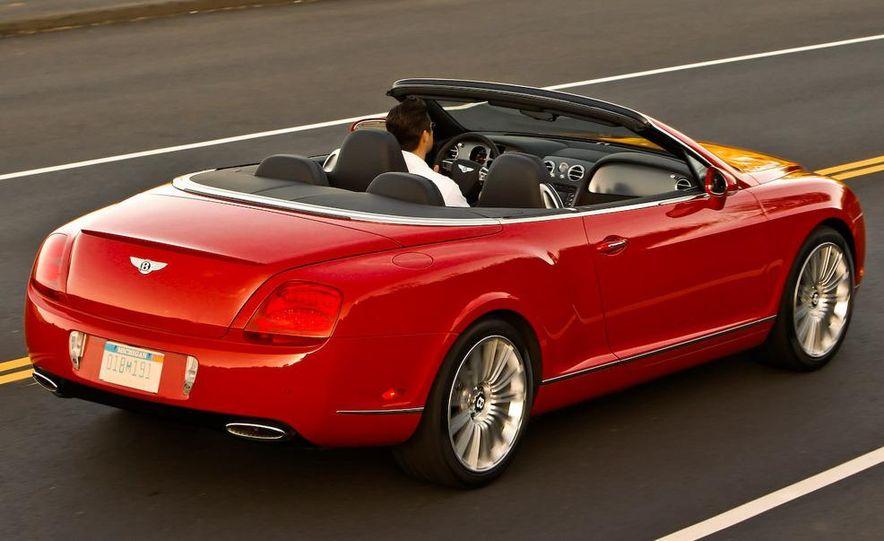 2010 Bentley Continental GTC Speed - Slide 15