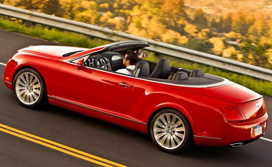 2010 Bentley Continental GTC Speed - Slide 16