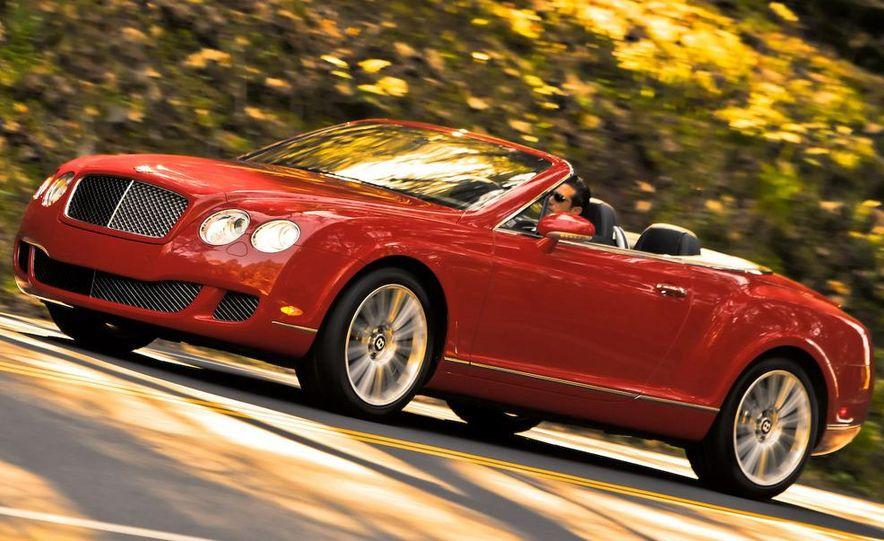 2010 Bentley Continental GTC Speed - Slide 18