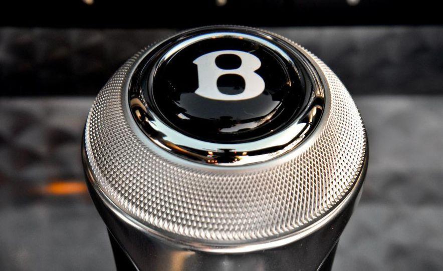 2010 Bentley Continental GTC Speed - Slide 25