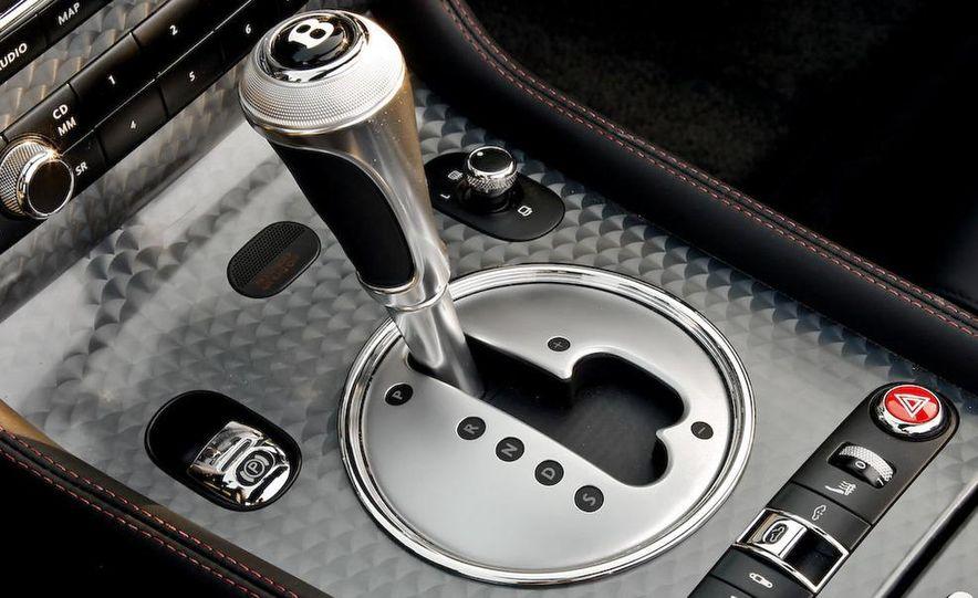 2010 Bentley Continental GTC Speed - Slide 24
