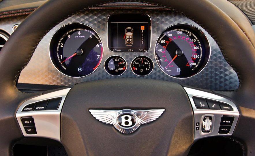 2010 Bentley Continental GTC Speed - Slide 22