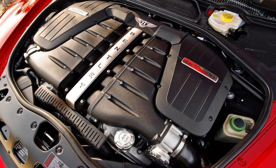 2010 Bentley Continental GTC Speed - Slide 21