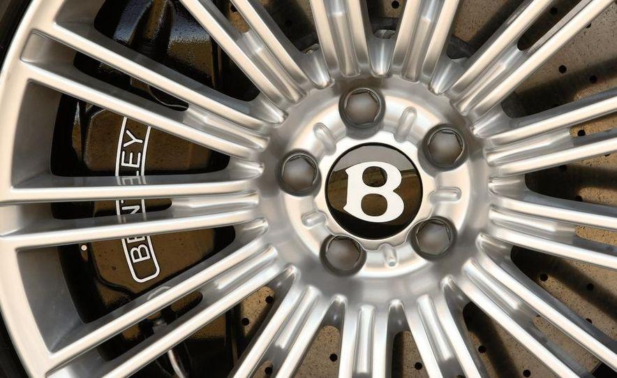 2010 Bentley Continental GTC Speed - Slide 20