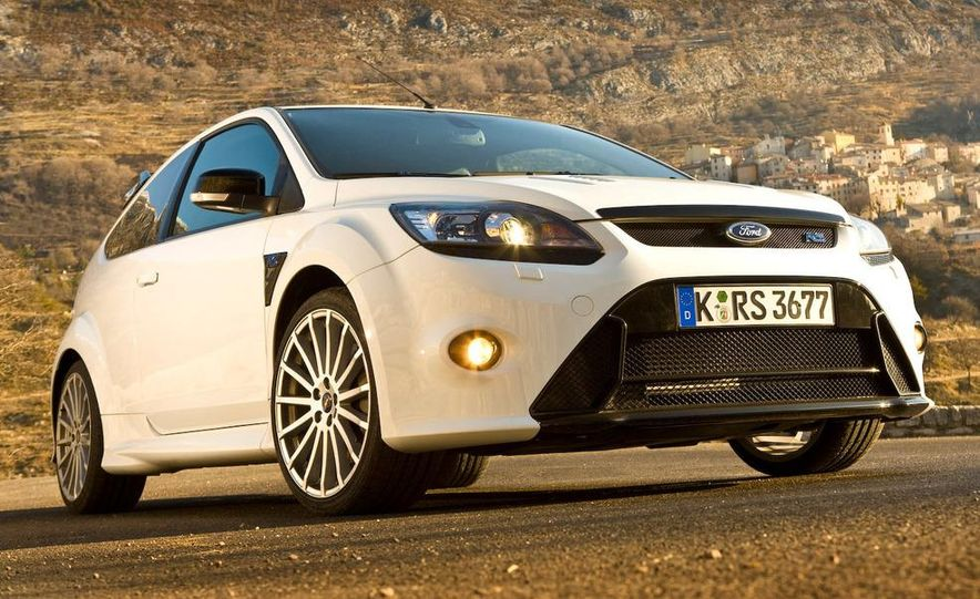 2009 Ford Focus RS - Slide 3