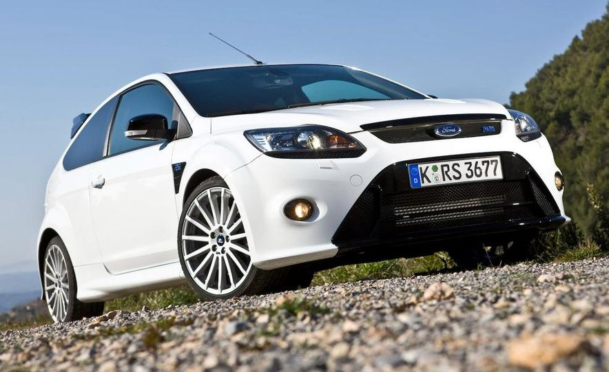 2009 Ford Focus RS - Slide 6