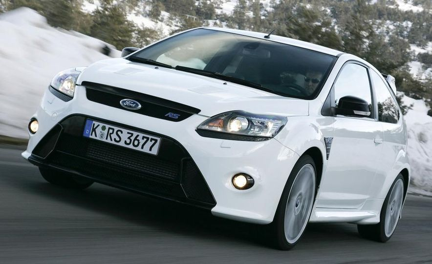 2009 Ford Focus RS - Slide 17