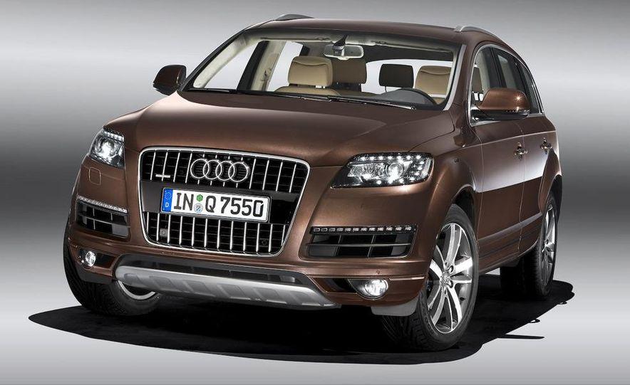 2010 Audi Q7 3.0 TDI - Slide 1