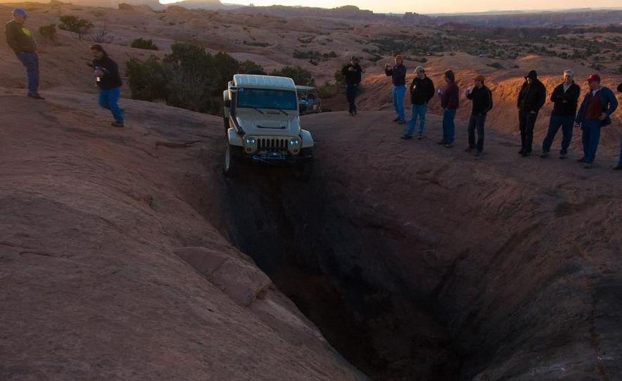 Jeep Wrangler Lower Forty concept - Slide 6