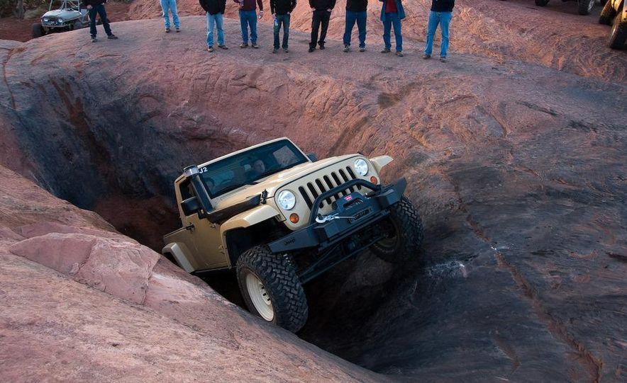 Jeep Wrangler Lower Forty concept - Slide 7