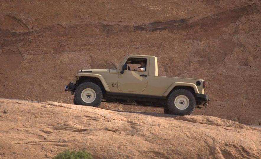 Jeep Wrangler Lower Forty concept - Slide 10