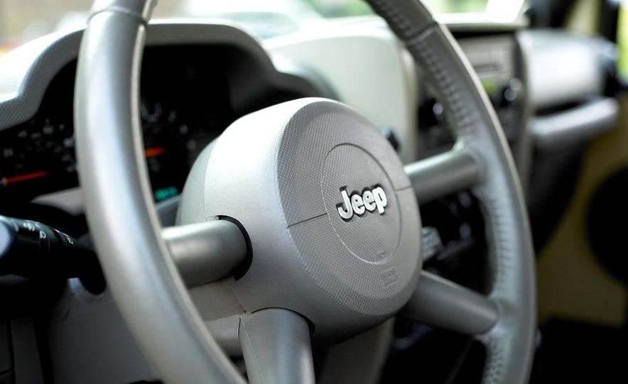 Jeep Wrangler Lower Forty concept - Slide 18
