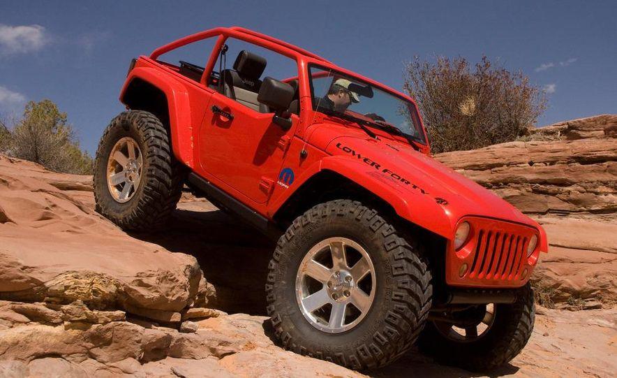 Jeep Wrangler Lower Forty concept - Slide 1