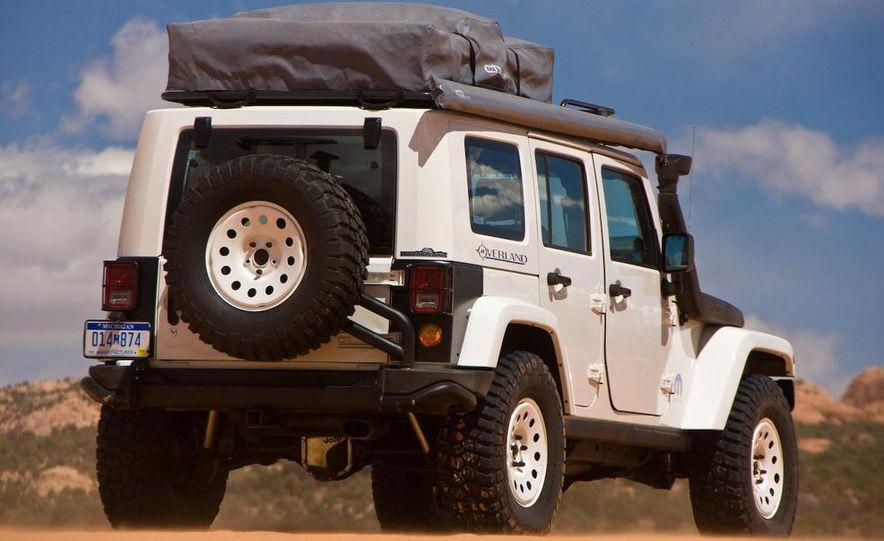 Jeep Wrangler Lower Forty concept - Slide 3
