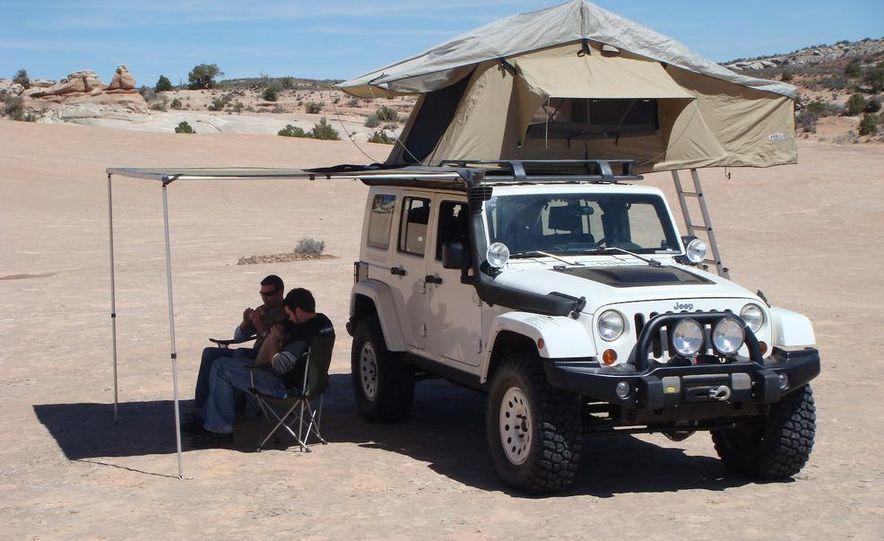 Jeep Wrangler Lower Forty concept - Slide 4