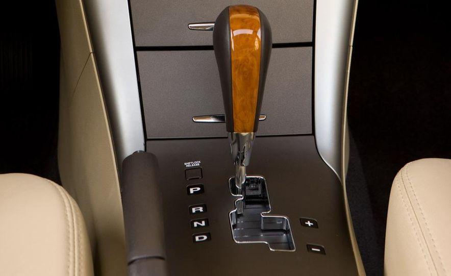 2011 Hyundai Sonata (spy photo) - Slide 23