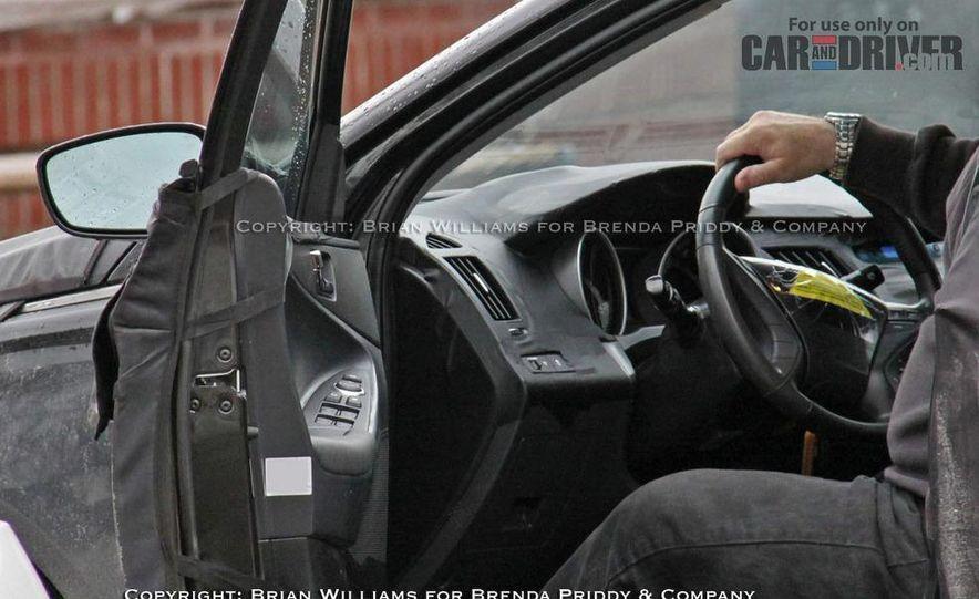 2011 Hyundai Sonata (spy photo) - Slide 7