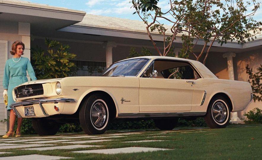1964 1/2 Ford Mustang - Slide 1