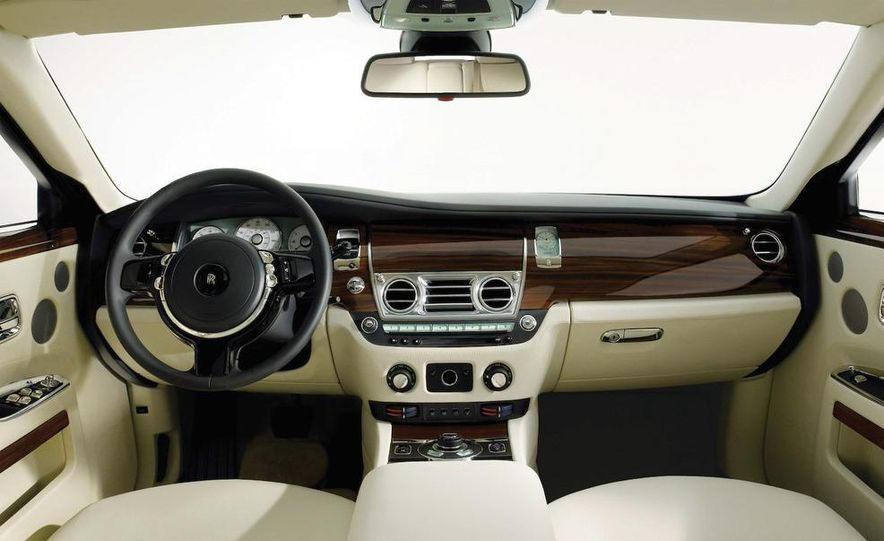 2010 Rolls-Royce Ghost - Slide 90