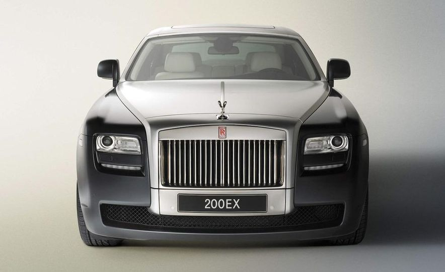 2010 Rolls-Royce Ghost - Slide 97