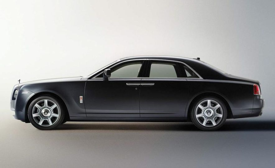 2010 Rolls-Royce Ghost - Slide 101