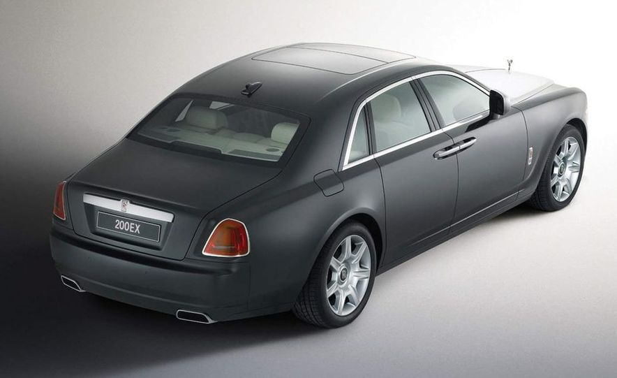 2010 Rolls-Royce Ghost - Slide 102