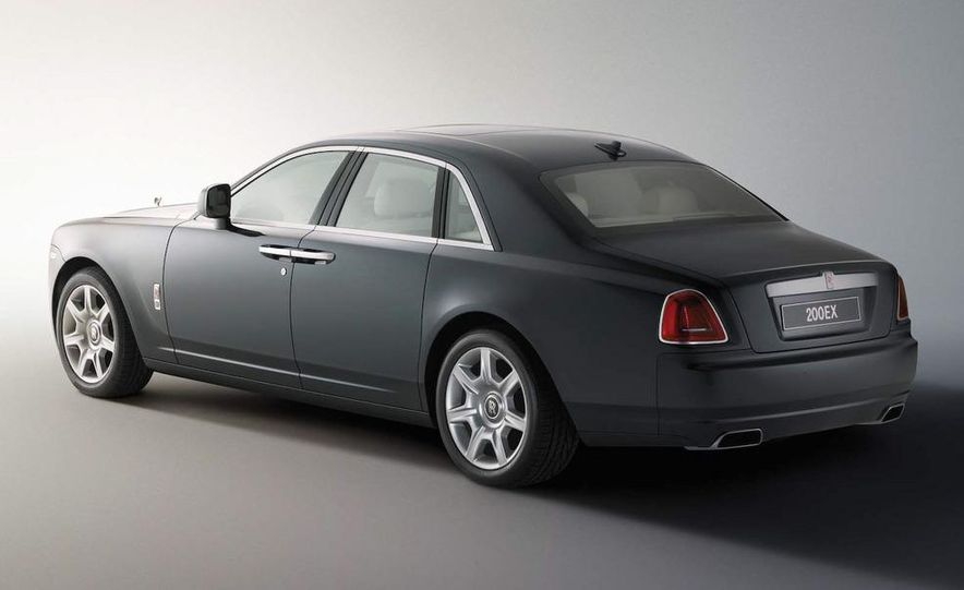 2010 Rolls-Royce Ghost - Slide 103