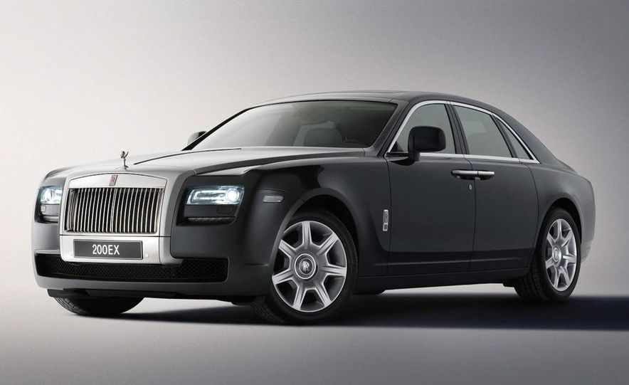 2010 Rolls-Royce Ghost - Slide 86