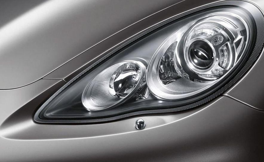 2010 Porsche Panamera Turbo - Slide 9