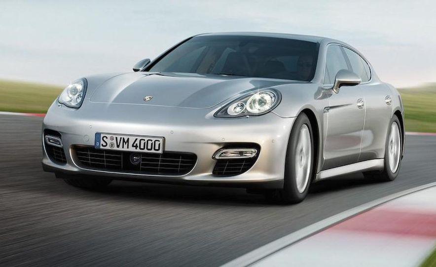 2010 Porsche Panamera Turbo - Slide 4