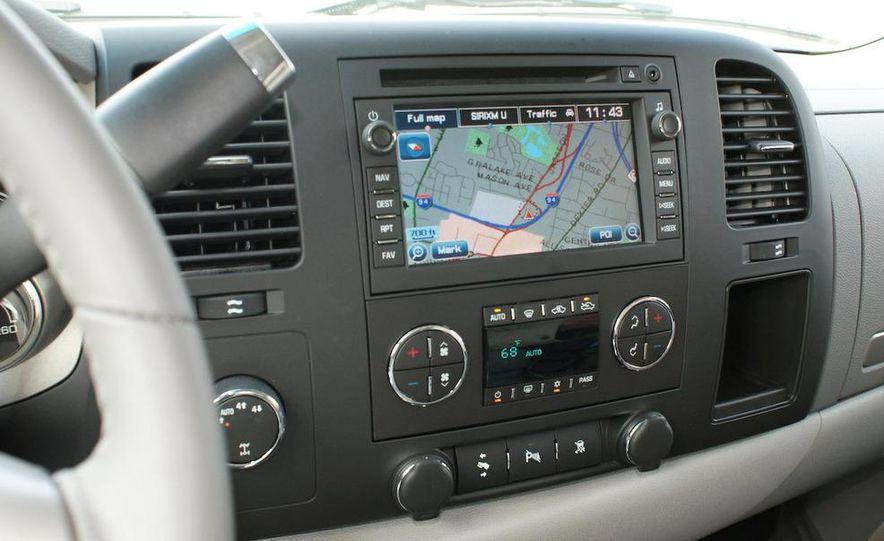 2009 GMC Sierra hybrid - Slide 18